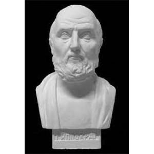 Бюст Гиппократ 10-127